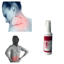Chinese Herbal Spray Far-infrared Therapy Sticker Muscle Pain Relief Essential Oil Rheumatism Arthritis Plasters Health Care Oil стоимость