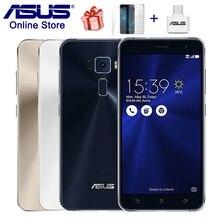 ASUS Zenfone 3 ZE552KL, Z012DE, 4G Smartphone, 4 GB RAM 64 GB ROM, 5.5 inç, Qualcomm 625, Octa Çekirdek 2.0 GHz, Ücretsiz Hediye...