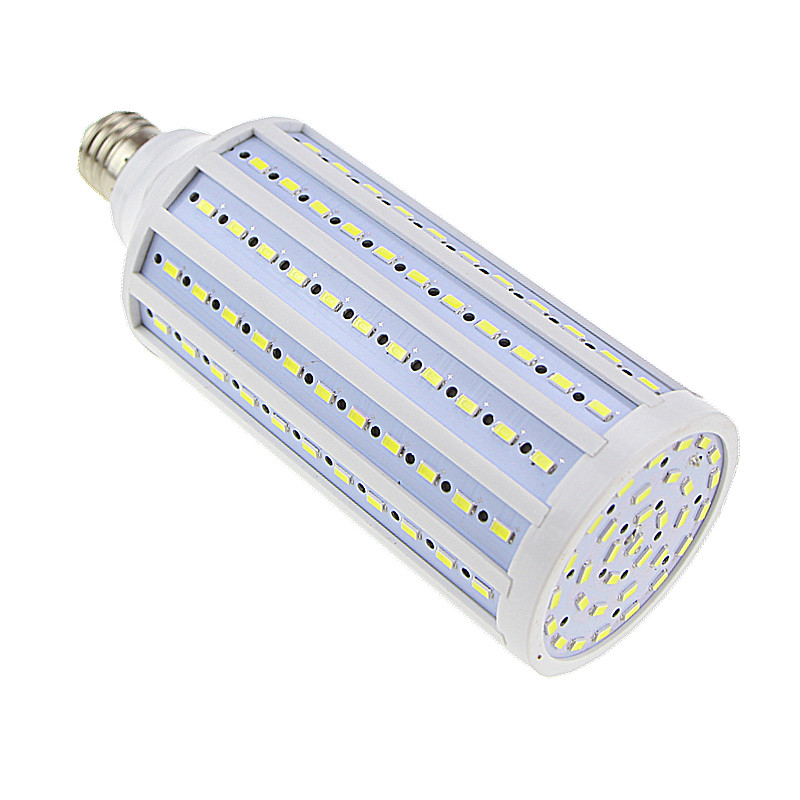 Lampda 5730 SMD Epistar chip LED Lamp E27 B22 E14 7W 15W 20W 25W 30W 40W 50W 110V/ 220V AC Corn bulb light Cold white/Warm white high luminous lampada 4300 lm 50w e40 led bulb light 165 leds 5730 smd corn lamp ac110 220v warm white cold white free shipping
