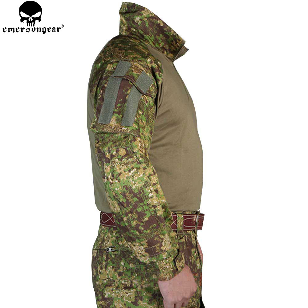 37f42912af57c EMERSONGEAR Gen 3 Hunting Clothes Tactical Shirt Military Army Paintball  Airsoft Camo Jacket JD EM9244 on Aliexpress.com | Alibaba Group