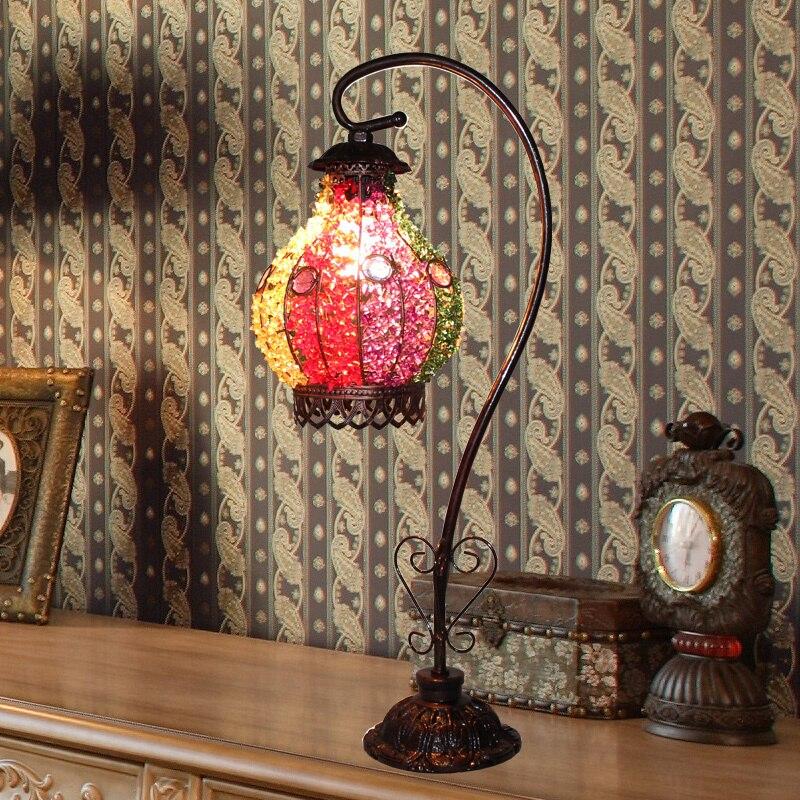 European retro bohemian lamp Fallen IKEA wedding decoration ideas ...
