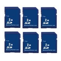 100PCS/LOT Wholesale Price Standard SD Card Memory Card 1GB 2GB 512MB 256MB SD Secure Digital Flash Tarjeta Carte Free Shipping
