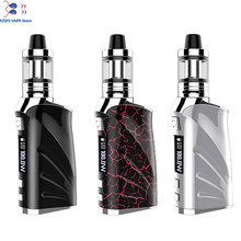 100w box electronic cigarette box mod kit 2500mah built-in battery 2.5ml tank vape pen mod kit e-cigarettes vaporizer vs jsld цена
