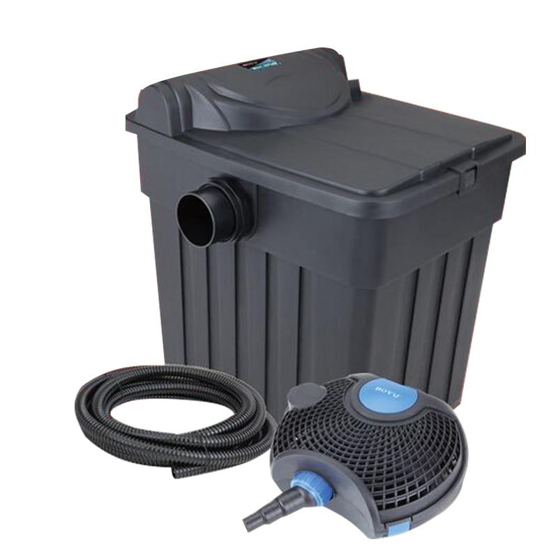 Buy ty25000 fish pond filter filtration for Koi pond pool filter