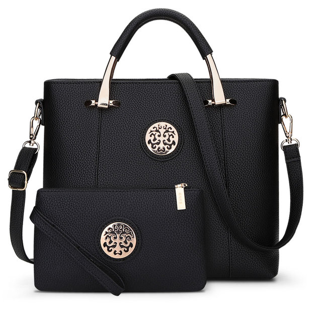 fbf6bb1247 Pu Leather Bags Handbags Women Famous Brands Big Women Crossbody Bag Trunk  Tote Designer Shoulder Bag