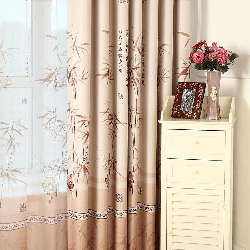 Bambus Vorhang Der Modernen Chinesischen Stil Schlafzimmer