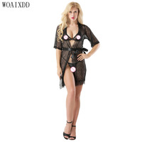 Sexy Lingerie Women Hot Sexy Costumes Dress Erotic Lingerie Woaixdd Sexiest Sleepwear Pajamas For Women Baby Doll Camisola