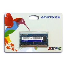 Brand ADATA Laptop Memory Ram DDR3L DDR3 1600MHz PC3-12800 2GB 4GB 8GB Notebook Memory 204Pin SO-DIMM Compatible With 1333MHz