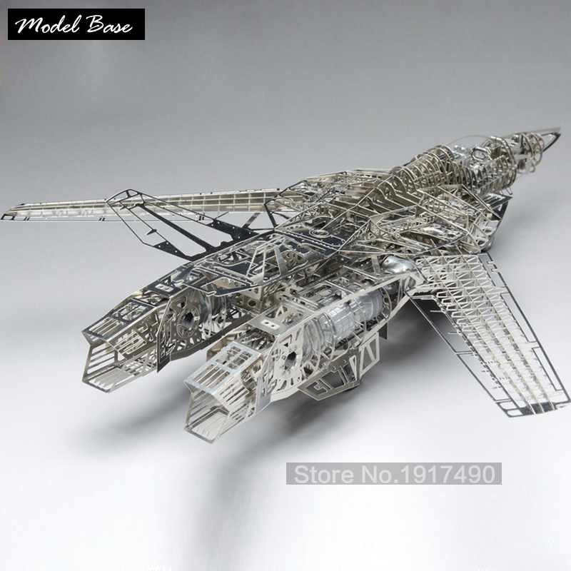 Cubic Fun 3d Puzzle Valkyire Space Fortress Macross Scale 1/72 Jigsaw Metal Kids Toys DIY Teaser Games For Children buw constellation frame series pisces diy wooden 3d puzzle jigsaw model g pf102 creative toys of boys girls preschool education games