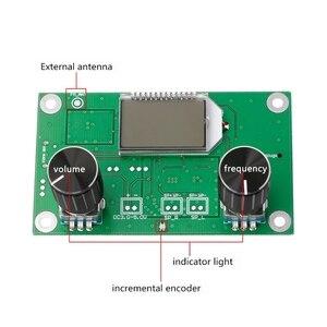 Image 5 - OOTDTY 87 108MHz DSP & PLL LCD stéréo numérique FM Module récepteur Radio + contrôle série