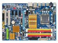 original motherboard for Gigabyte GA-EP43-DS3L LGA 775 DDR2  USB2.0 16GB EP43-DS3L P43 desktop motherboard Free shipping