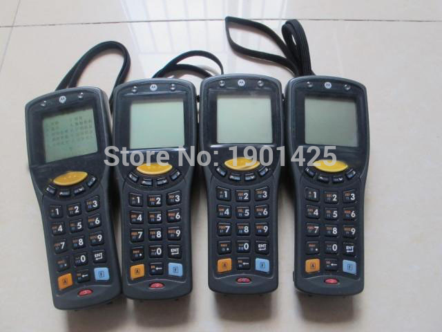 Used,2pcs/lot chinese system for Motorola Handheld Terminal MC1000 scanner +free shipping thumbelina page 5
