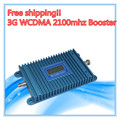 LCD Display !!! 2G 3G repeater Signal Booster WCDMA 3G Signal Amplifier Mobile Phone 2100 Mhz Signal Repeater