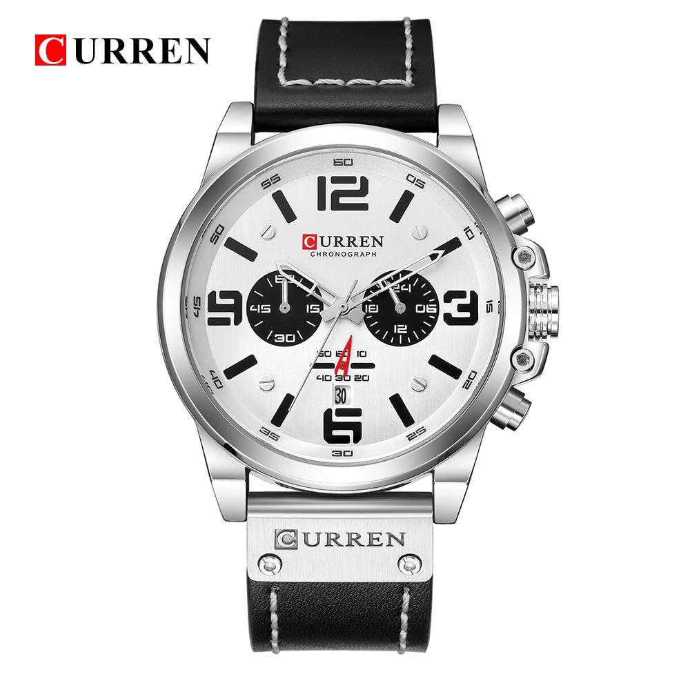CURREN 8314 Casual Waterproof Watch 7