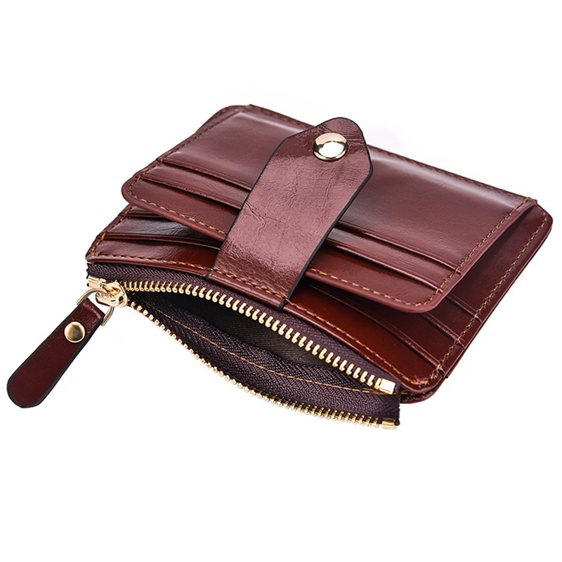 Hot Sale Wallet Brand Coin Purse Split Leather Women Wallet Purse Wallet Female Card Holder Lady Clutch Carteira Feminina BB135