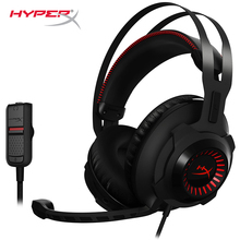 Kingston virtual 7 1 HyperX Cloud Revolver Headphones for precise audio positioning Gaming Headset for FPS