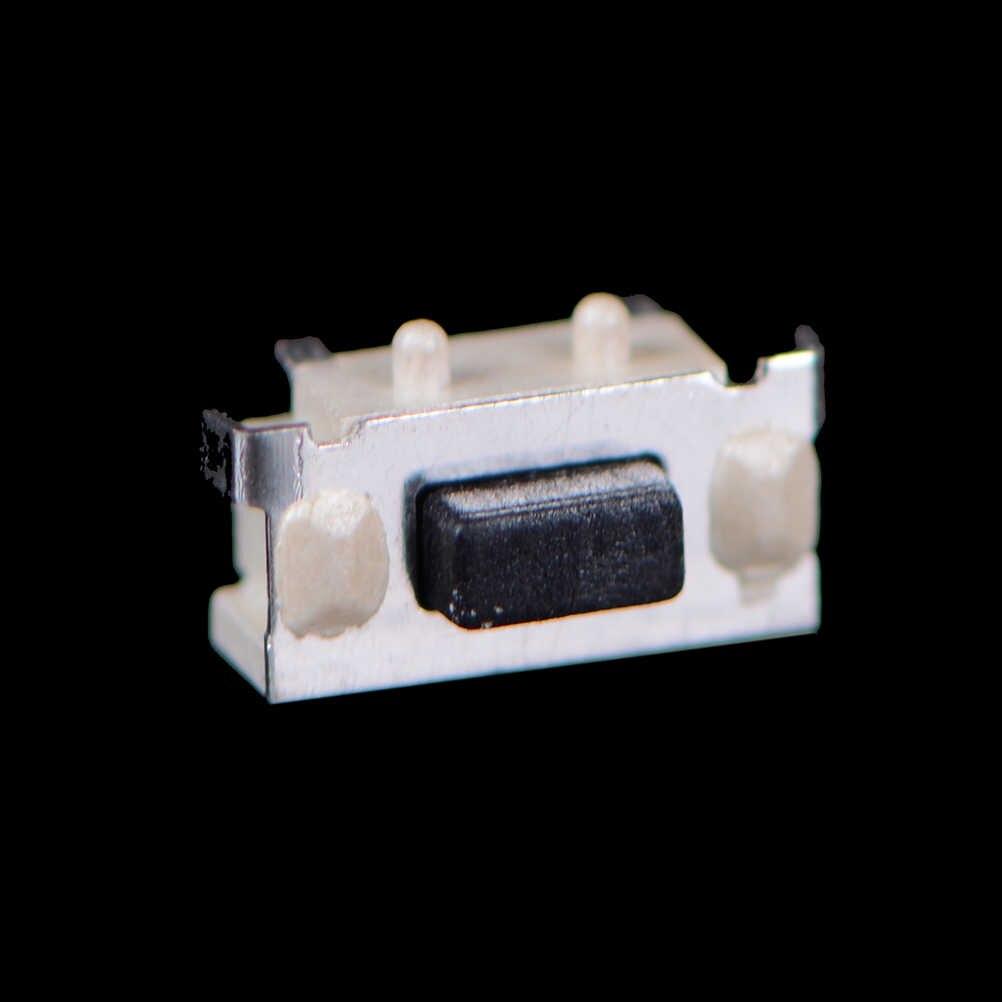 100 шт. 3x6x3,5 микро сенсорный выключатель SMD для MP3 MP4 планшет Кнопка ПК гарнитура Bluetooth дистанционное Управление