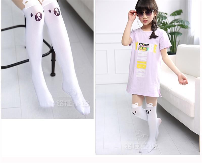 Warm Children Girls Pantyhose (17)
