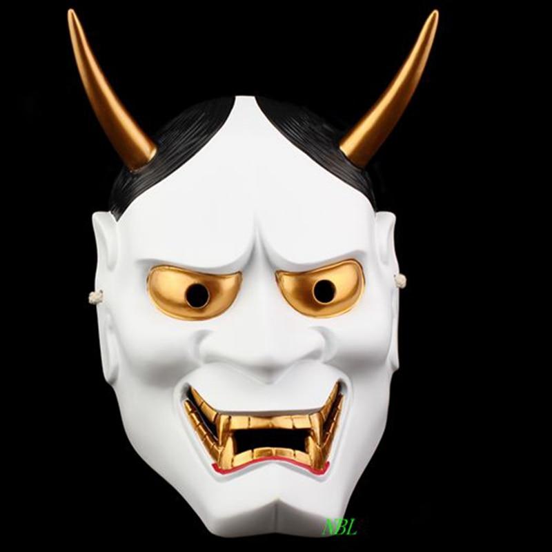 Классические белые маски призрака из смолы, праздничные маскарадные маски для Хэллоуина, больницы, Стерна, бабочки, Кито
