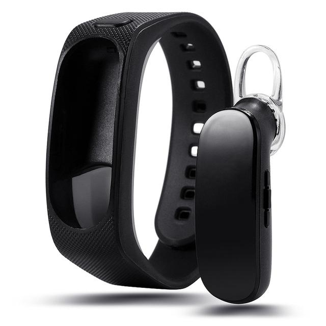 Voz inteligente pulseras smartband talkband pulsera inteligente con auriculares bluetooth monitor de sueño inteligente banda vs mi banda hesvit s3
