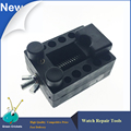 Plastic Size Adjustable Watch Holder Movements Fixed Tools easily for Watchmaker Open Watch