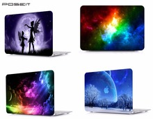 Rubberized Protective Hard Shell Case Keyboard Smart Cover Set For 11 12 13 15Apple Macbook Air Pro Retina Touch Bar A1706 XK starry night oil painting sleeve for air 11 12 13 pro 13 15 retina crystal clear hard back cover protective case touch bar a1706