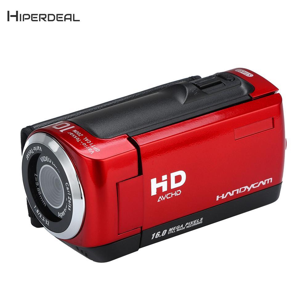 Hiperdeal 16X цифровой зум HD-D40 видеокамера HD 1080 P Ручной цифровой Камера DV Камера плеер Семья подарок BAY26