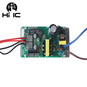 Image 5 - HIFI TPA3116 2.0 채널 디지털 전력 증폭기 보드 Switc 전원 공급 장치 증폭기 보드 2*60W AC 100 240V