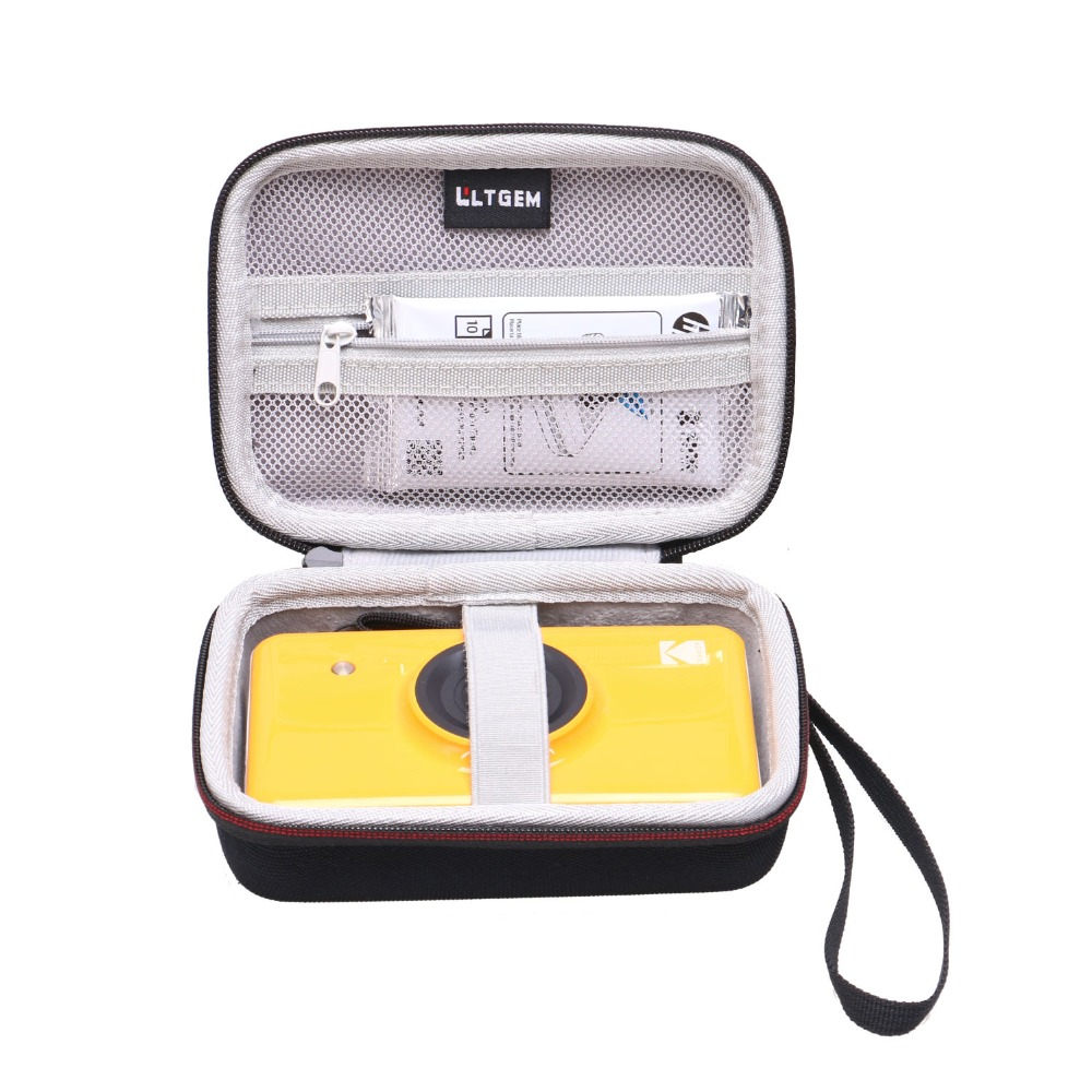 LTGEM Carrying Case For Kodak Mini Shot Wireless 2 In 1 Instant Print Digital Camera & Printer