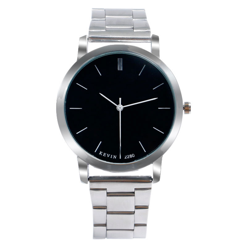 Gentleman Suits Business Mens Watch With Stainless St