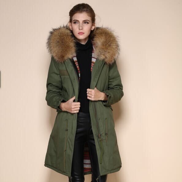 Aliexpress.com : Buy Long item Women and Men Parka coats Fashion ...