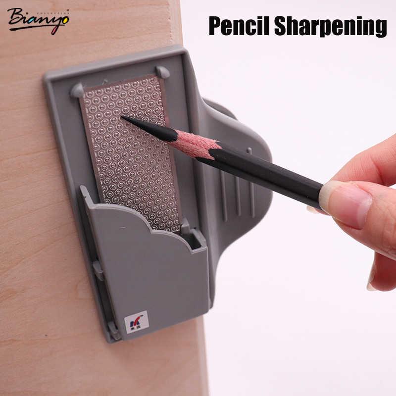 Profissional sketching board clip esboço desenho lápis de carvão afiar clipes ponteiro ferramentas escola artigos de papelaria arte suprimentos