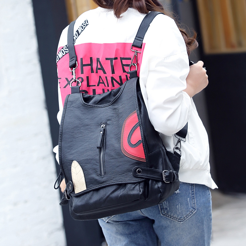 meninas mochilas de couro de Gênero : Meninas
