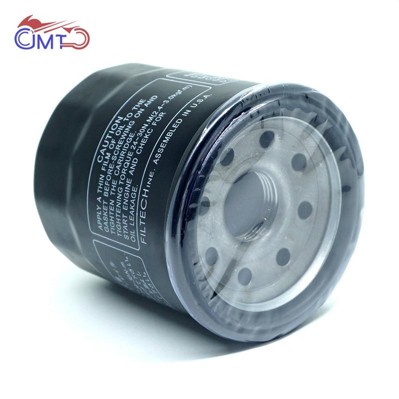 Oil Filter HF303 for Kawasaki Z750 S M7F 2007 to 2009 M8F,M9F ZR750S