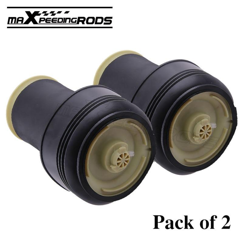 Pair Rear Air Suspension Spring Bag for BMW X5 X6 E70 E71 E72 37126790078 37126790080 Left Right Assembly Bags Struts Shocks