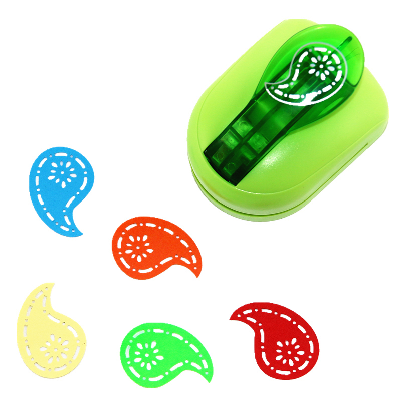 Jef Large Size Shaper hole Punch flower Craft Scrapbooking Paper Puncher DIY tools 1pc  No-14 Free shipping