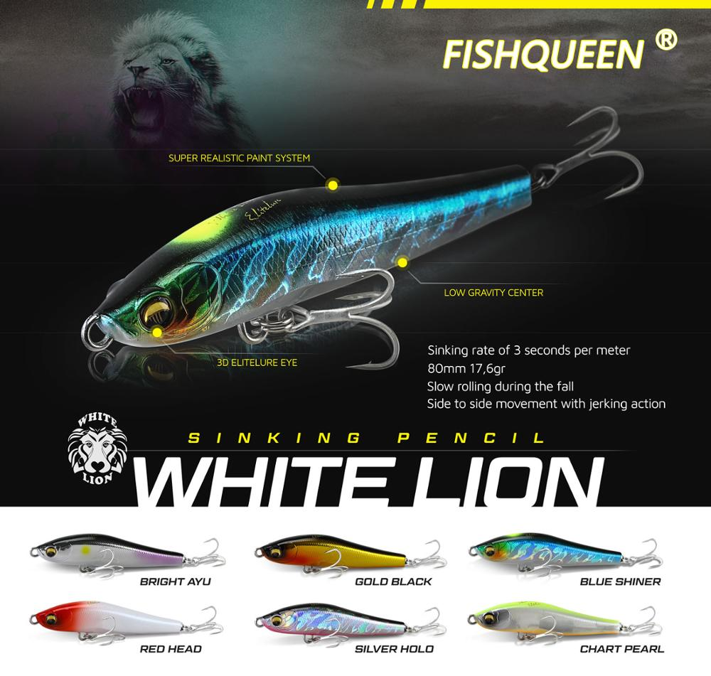 top 10 largest lure bodies pencil lure brands and get free shipping
