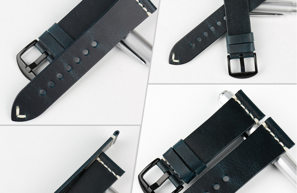 Genuíno Acessórios 20mm 22mm 24mm faixa de