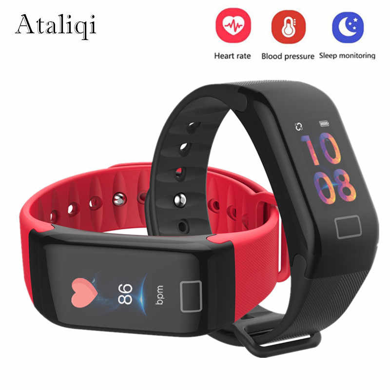 Smart Band Watch Activity Fitness Tracker Bracelet Sleep Tracker Step Pulse Heart Rate Monitor Wristband for xiaomi iPhone phone