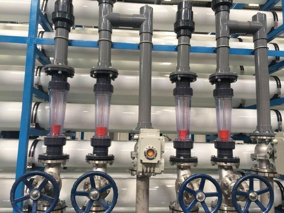 Rotamètre à eau débitmètre liquide indicateur compteur capteur lecteur commutateur débitmètre LZS-125 DN125 G5 LZS-150 DN150 G6 toutes les tailles