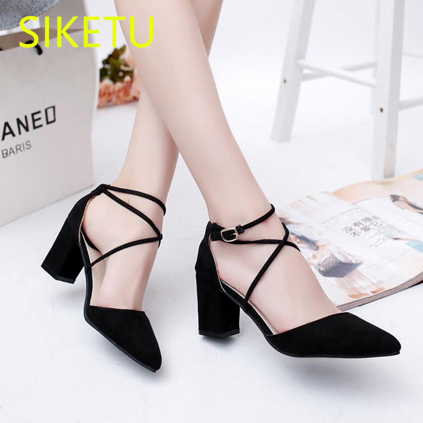 SIKETU 2017 Free shipping Spring and autumn high heels shoes fashion women shoes Wedding shoes  pumps g064 siketu 2017 free shipping spring and autumn women shoes fashion sex high heels shoes red wedding shoes pumps g107