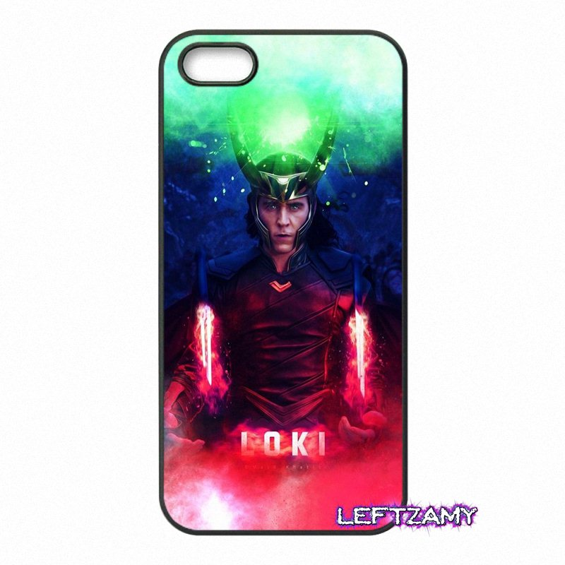 US $4 96 |Loki Tom Hiddleston Film Movie Phone Case Cover For Huawei Ascend  P6 P7 P8 P9 P10 Lite Plus 2017 Honor 5C 6 4X 5X Mate 8 7 9-in Half-wrapped