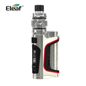 Image 2 - الأصلي Eleaf iStick بيكو S مع مجموعة ELLO VATE 100 واط ماكس القوة الكهربائية مع HW M و HW M/HW N لفائف vaper السجائر الإلكترونية