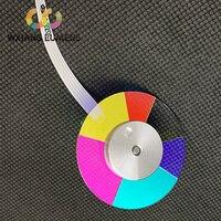 Tüketici Elektroniği'ten Projektör Aksesuarları'de Orijinal OEM Projektör Dikroik Renk Tekerlek Fit BENQ MX660 MX662 MX666 MX701