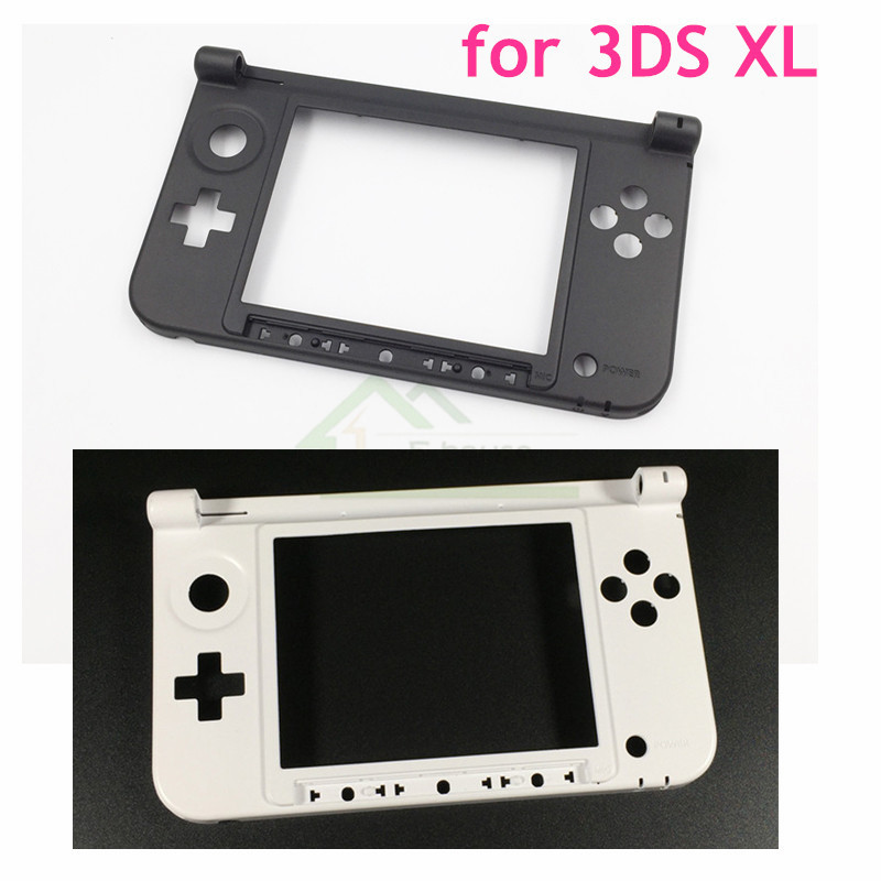 [10PC/ LOT] For Nintendo for 3DS LL 3DS XL game console replacement original Middle Frame housing case with free shipping