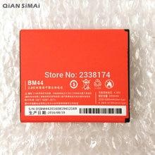 QiAN BM44 SiMAi 1 unids 100% de Alta Calidad 2200 mAh de La Batería Para xiaomi redmi 2 teléfono