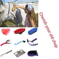 New 9 in 1 Horse Cleanning Tool with horse grooming kit equestrian equipment cleaning set saddleries Riding Horse Cleaning tools