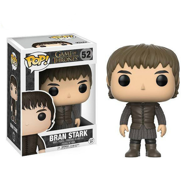 Funko pop Song Of Ice And Fire Game Of Thrones Characters Vinyl Action & Toy Figures Collectible Model Toy for Children 4