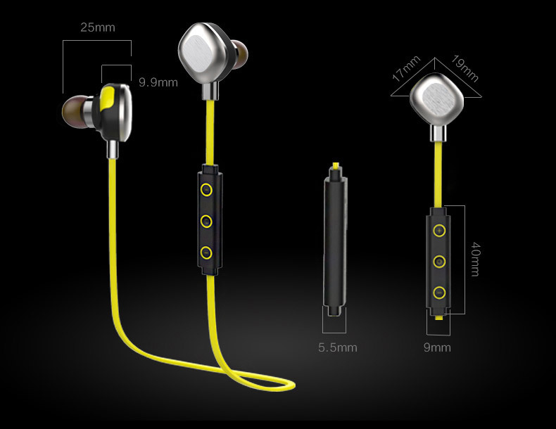 Bluetooth earphone U5 plus  (7)