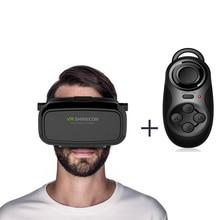 Orignial VR Shineconความจริงเสมือนมาร์ทโฟนที่สมจริง3D VRแว่นตาหมวกกันน็อคแว่นตาเสมือนจริงสำหรับมาร์ทโฟน